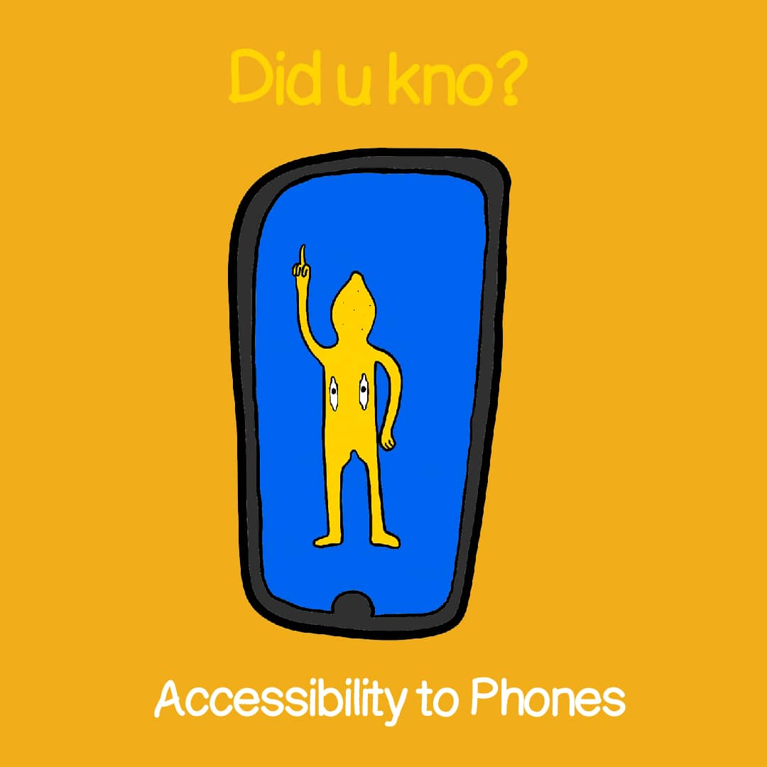 accessibility to phones 1