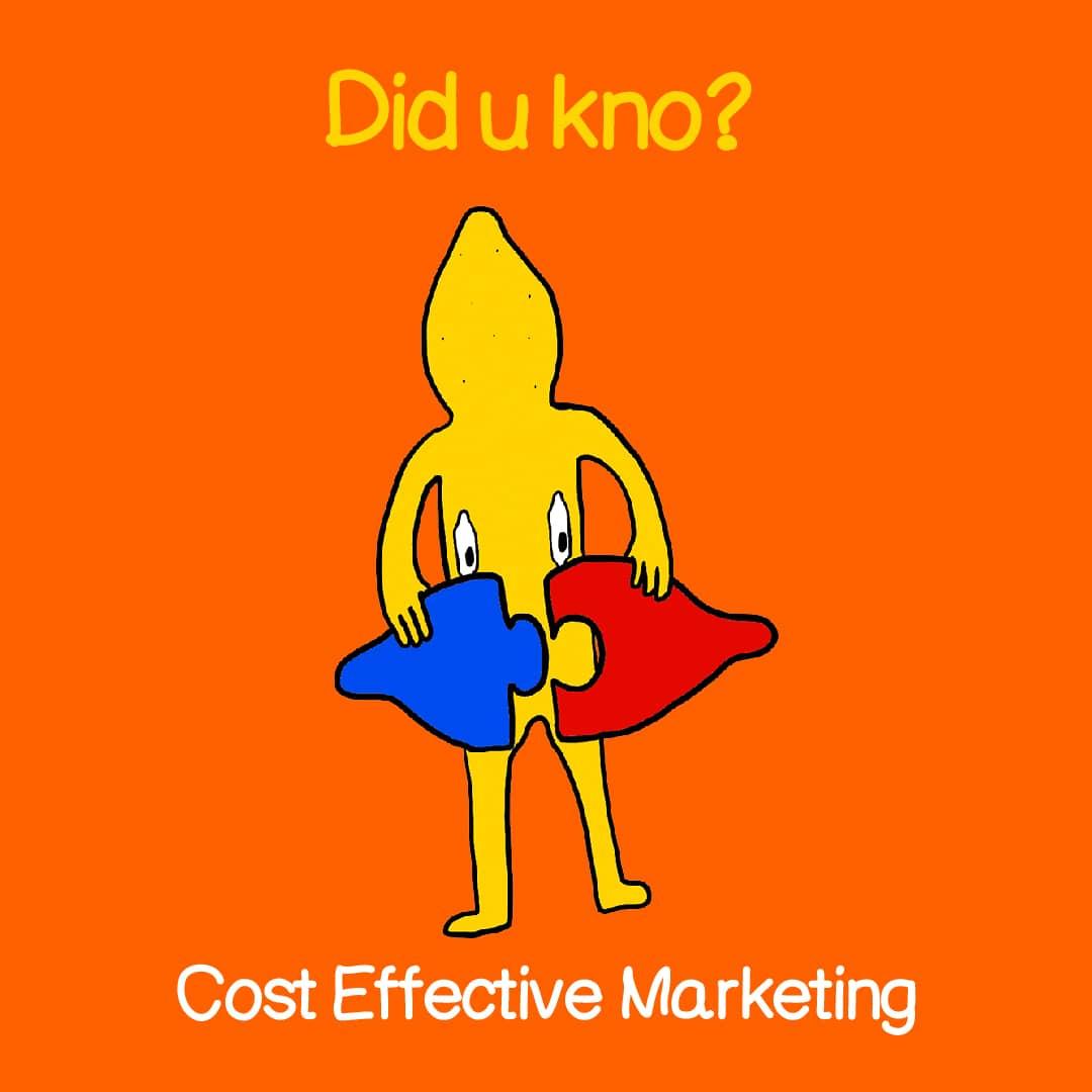 cost effective marketing 1