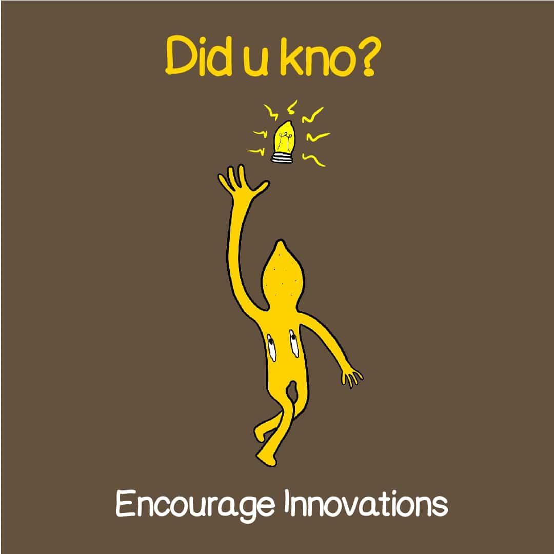encourage innovtation 1